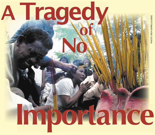 1997 Grenade Attack