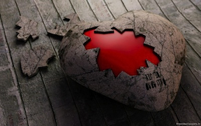 Heart Broken Open