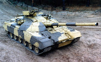 T 72 Main Battle Tank