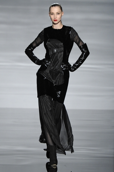 Meera Sharma university of westminster graduate fashion show 2012