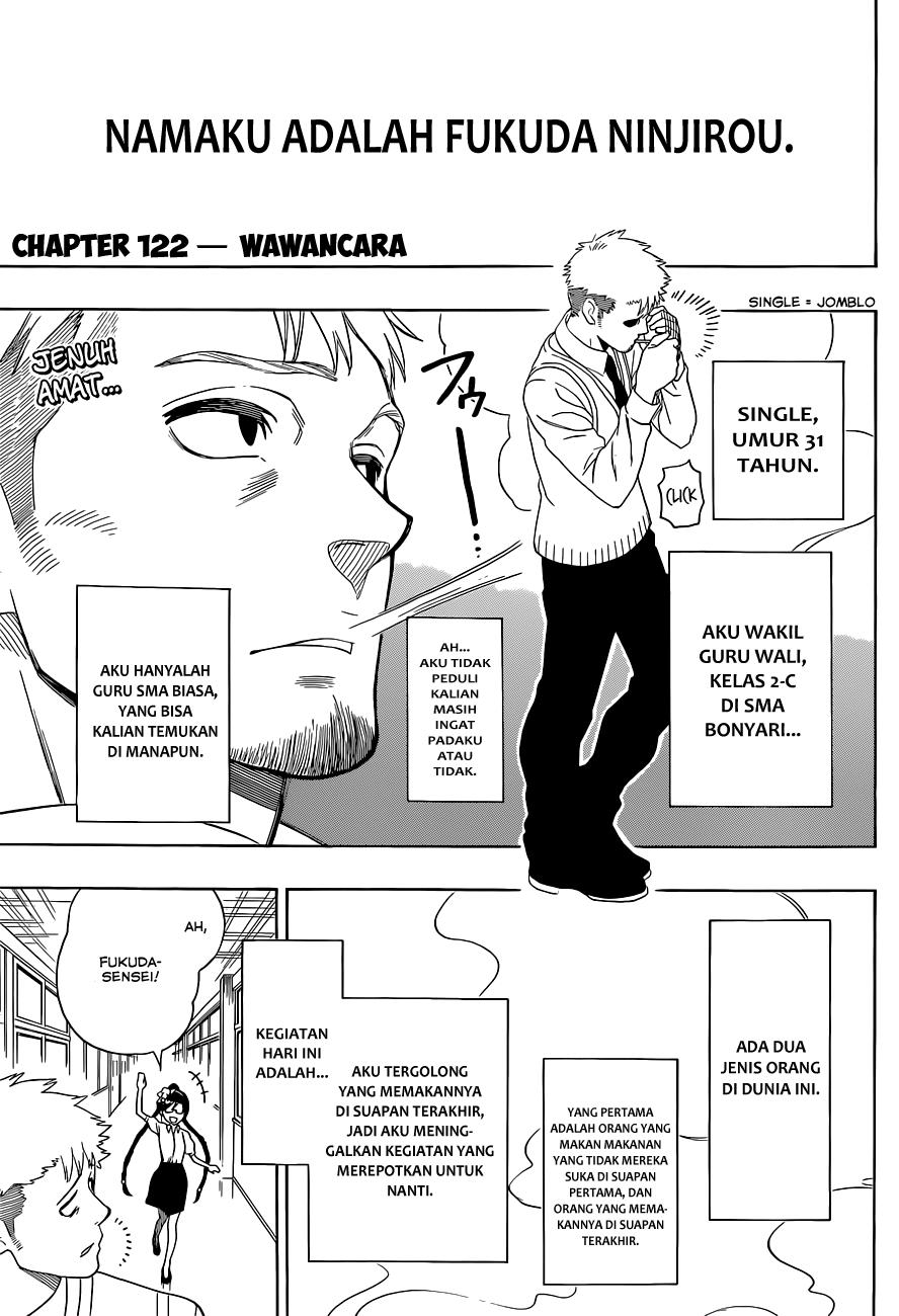 Komik nisekoi 122 - wawancara 123 Indonesia nisekoi 122 - wawancara Terbaru 1|Baca Manga Komik Indonesia|