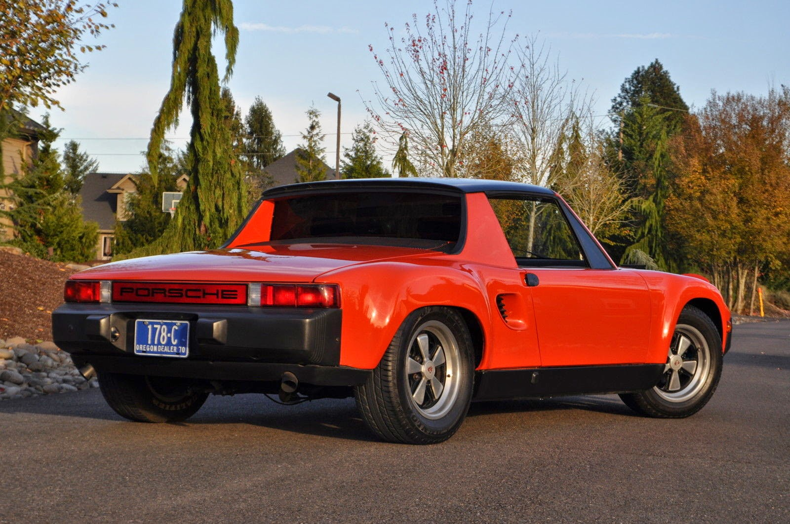 daily turismo 15k coulda had a v8 1970 porsche 914 8. Black Bedroom Furniture Sets. Home Design Ideas