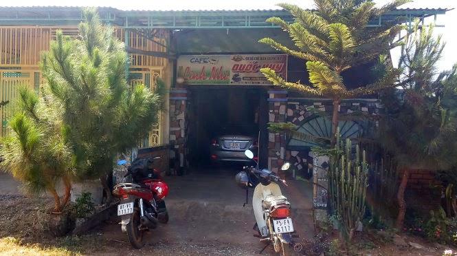 """Gia Lai: Chủ quán cà phê """"chết đi sống lại"""" tố giác nghi can"""