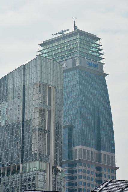 Modern Buildings Singapore