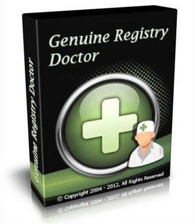 Genuine Registry Doctor 2.6.8.2 Full İndir