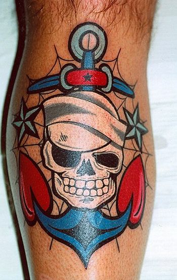 Nautical Tattoo Pictures
