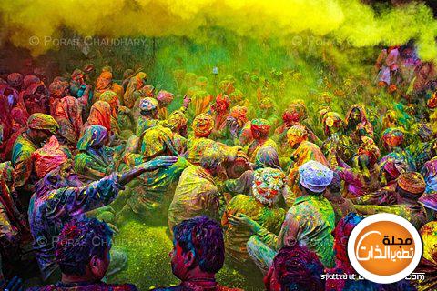 الدنيا علبة ألوان والبشر أقلامها الملونة 77cfa2cdf5ac02e6605c
