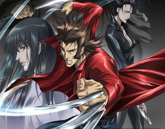 Anime Characters Born May 8 : Neet s g