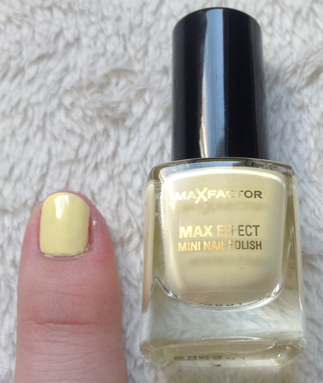 Max Factor Colour Effect Mini Nail Polish