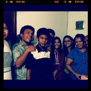 Aritonang Family ☺