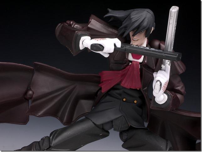 Hellsing Alucard figure