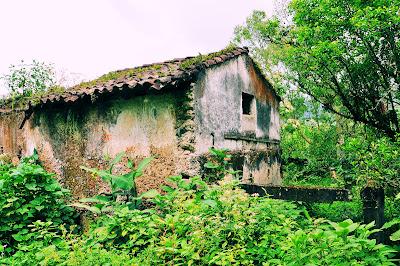 La casa embrujada (Lugares que dan miedo)