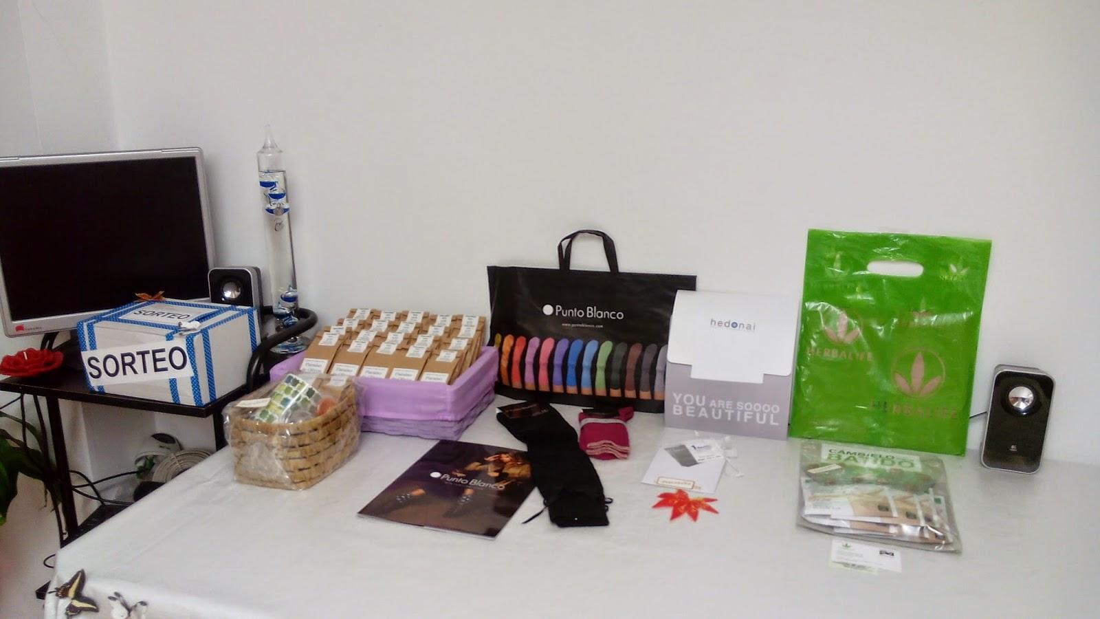 punto blanco como colaborador participantes del evento blogger de money makers fashion blog