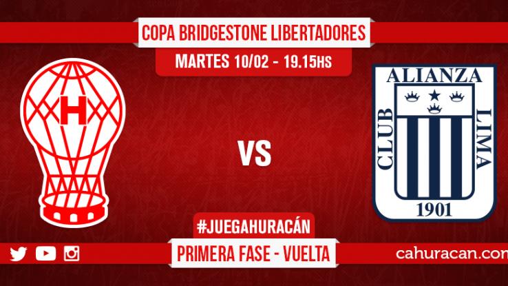 De Alguna Manera...: Huracán 0 vs. Alianza Lima de Perú 0 ...