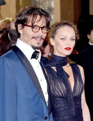 Johnny Depp Girlfriend
