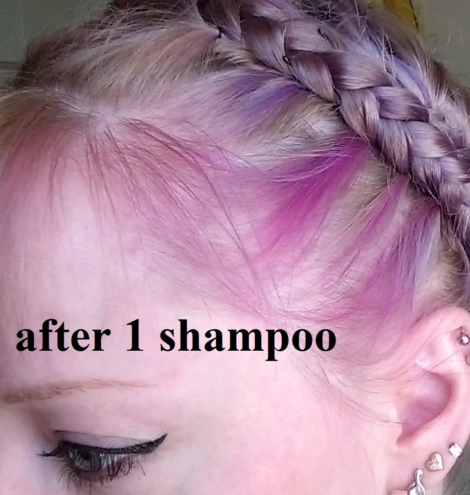 I Am Not A Hipster Hair Dye Reviews Joico Sparks