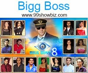 Watch Bigg Boss 8