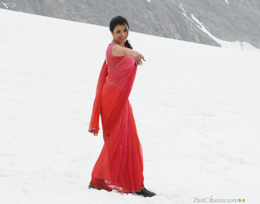 Kajal Agarwal Latest Red Saree Photos In Tupaki You're completely sure that you'll get the best photos out of this outfit and atmosphere. zust cinema