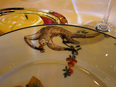 Tableware at Le Cirque