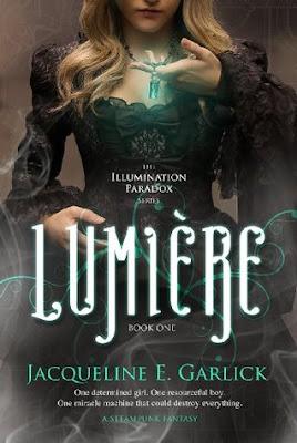 Review: Lumière by Jacqueline Garlick