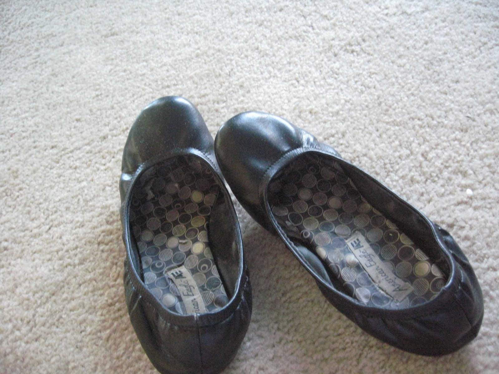 Well Worn Shoes Amp Socks Ballet Flats For Sale Sold