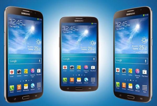 Samsung Galaxy Mega 2 Pula Mula Dijual di Malaysia
