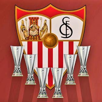 Datos y Palmarés del Sevilla F.C.