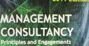 summary of management consultancy chapter 1 by ma elenita cabrera Answer key in management consultancy: ma elenita b cabrera is a highly-respected author in the answers to multiple questions chapter 1 management.