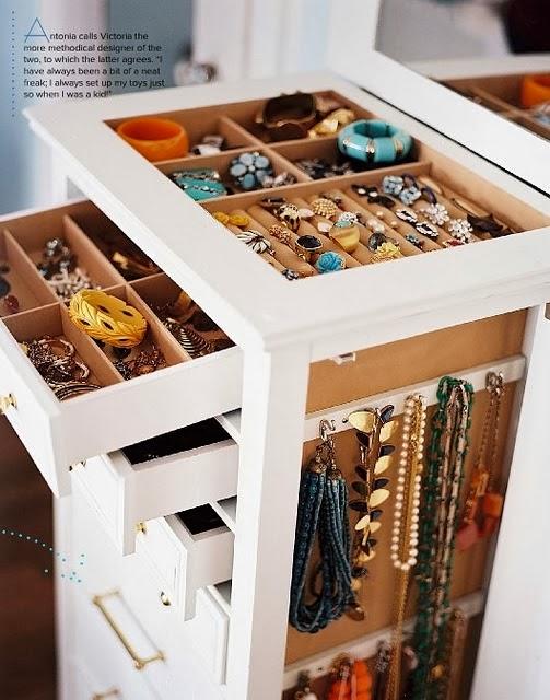 Шкафчик для украшений своими руками мастер класс