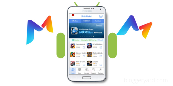 MoboMarket – The One-Stop Application Store for Your Android