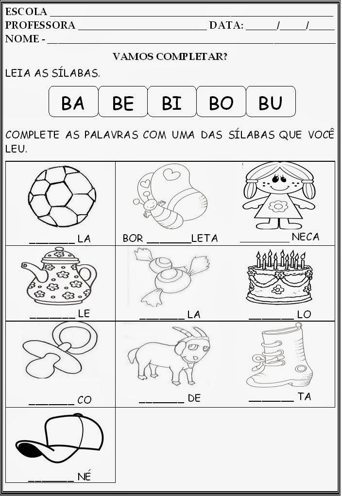 Increíble Letra B Para Colorear Para Niños Pequeños Regalo - Dibujos ...