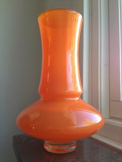 Orange Åseda, Bo Borgström. B5/657.