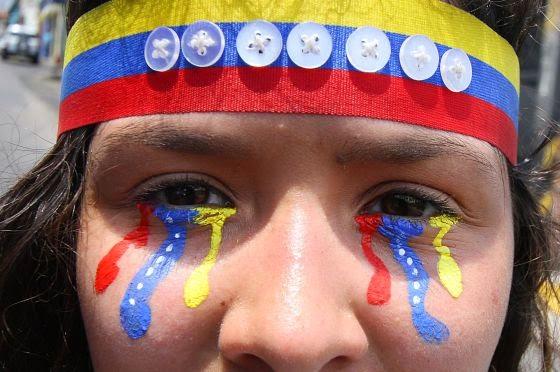 LA CRISIS EN VENEZUELA...