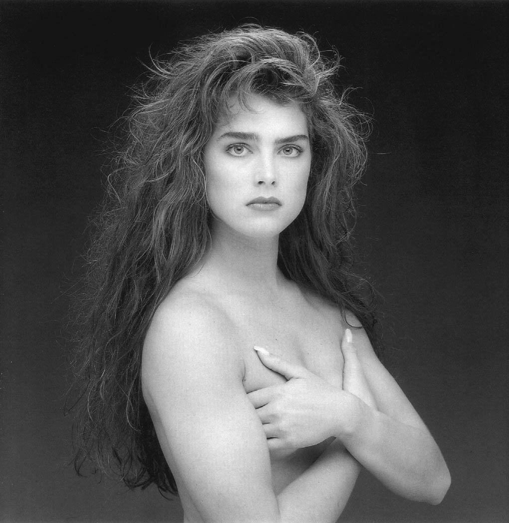 Young Celebrity Photo Gallery: Young Brooke Shields Photos