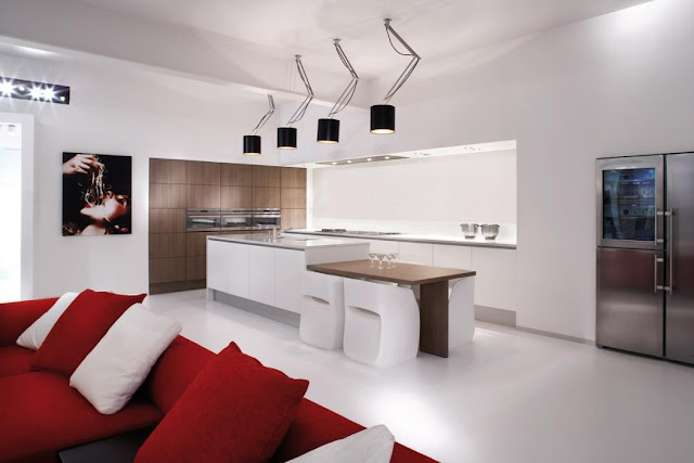 Apartment Kitchen Interior Design
