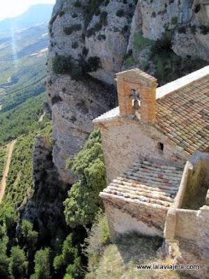 Ermita Virgen Pena, Anies Huesca