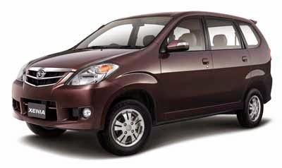 Spesifikasi dan Harga Mobil Daihatsu Xenia