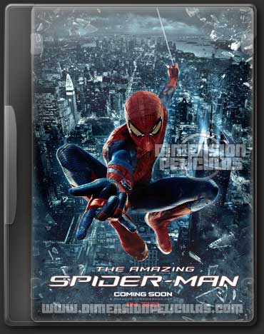 The Amazing Spider-Man (TSHQ Español Latino) (2012)