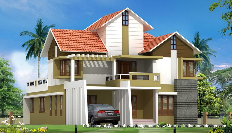 two bedroom house plans in kerala. TOTAL AREA OF THE HOUSE  2928