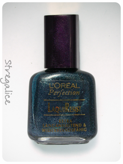 L'Oreal 293 Shiny Nightblue vintage blue