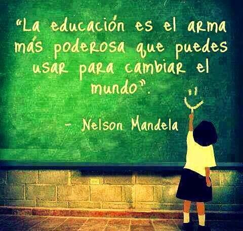 Frases Sobre La Educacion