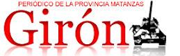 PERIODICO  DE LA PROVINCIA MATANZAS