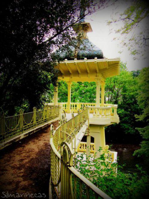 jardín botánico del Señorío de Bertiz