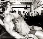 Arnold Schwarzenegger workout for biceps