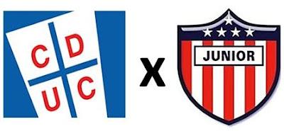 Assistir Universidad Católica x Junior de Barranquilla ao vivo 22h45 Taça Libertadores da América
