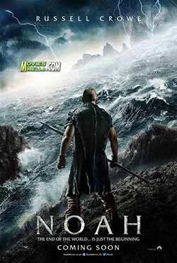 Noah 2014 Hindi Dubbed ENG 390MB BluRay 480p