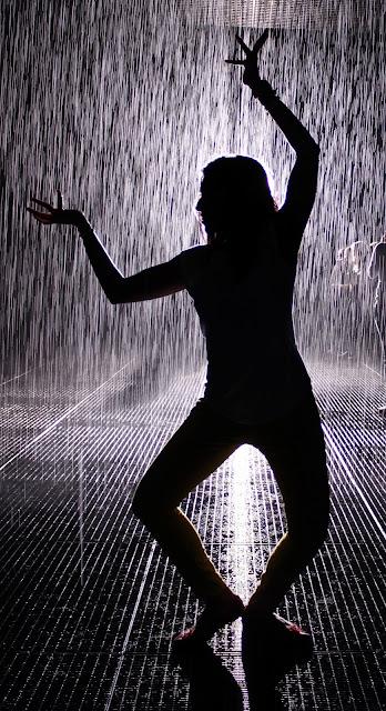 Rain room line