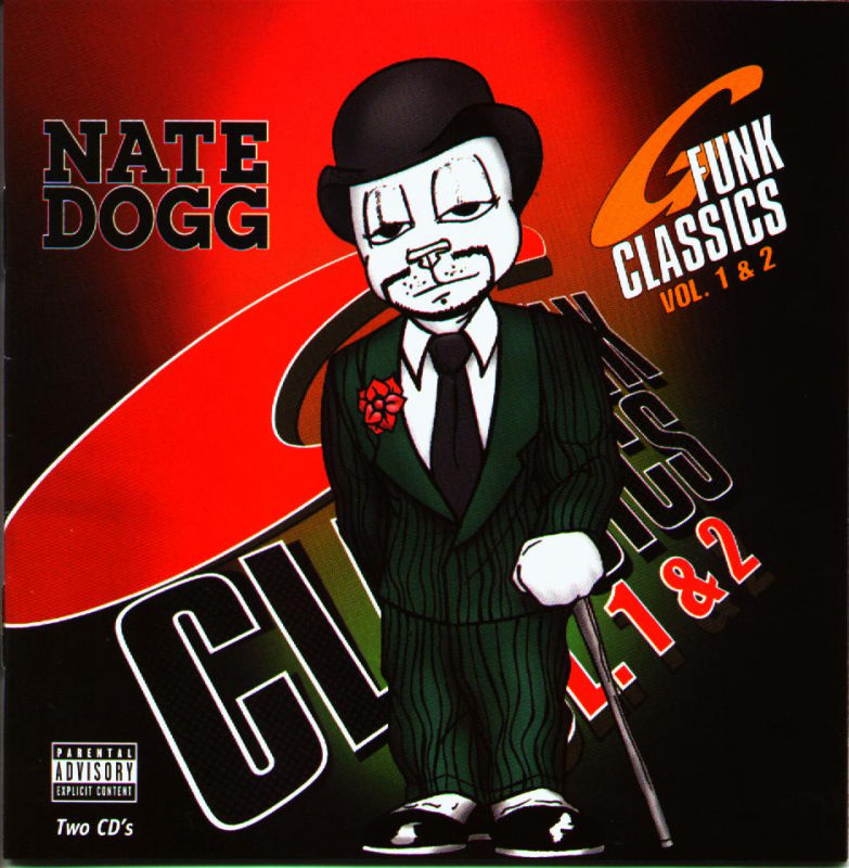 nate dogg rest in peace 2cd. Nate Dogg - G-Funk Classics: