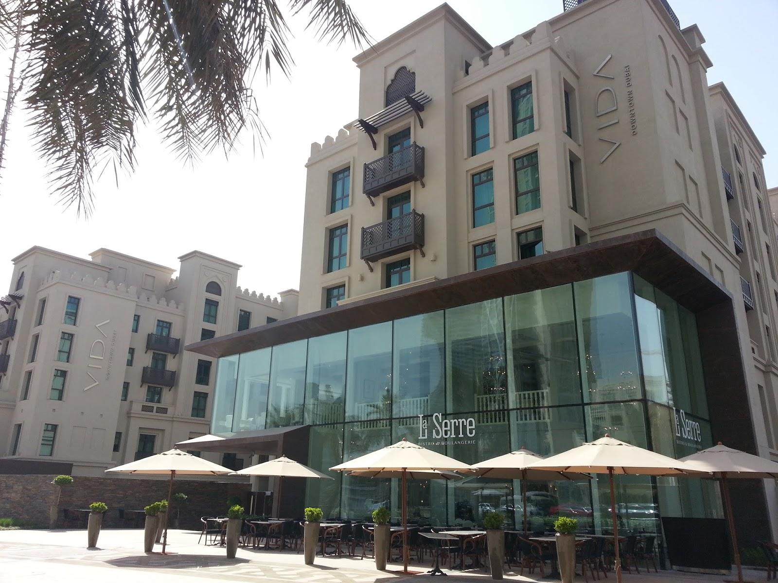 Solojetset the beautiful vida hotel in dubai for The most beautiful hotel in dubai