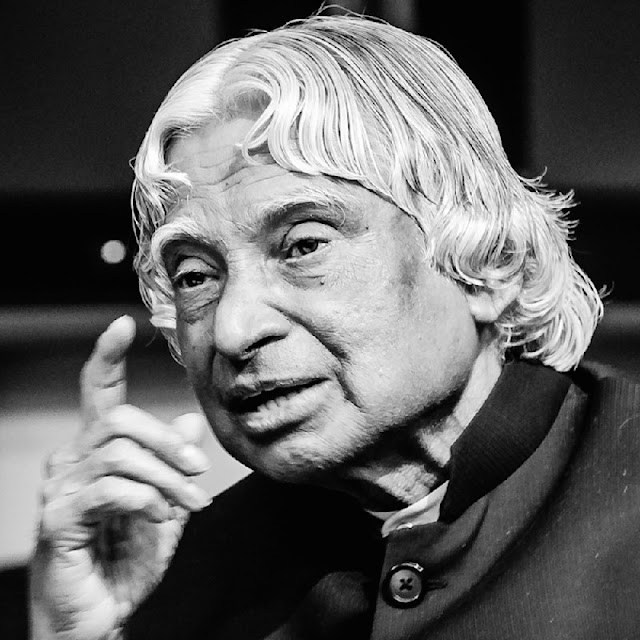 A Tribute to Dr. A. P. J. Abdul Kalam